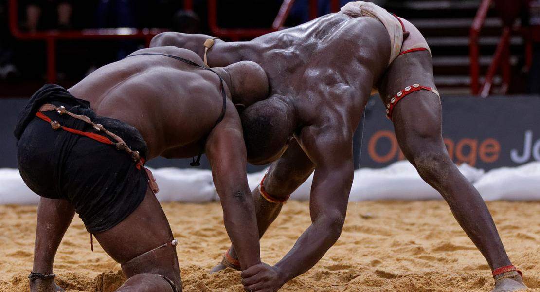 Traditional wrestling: a national sport