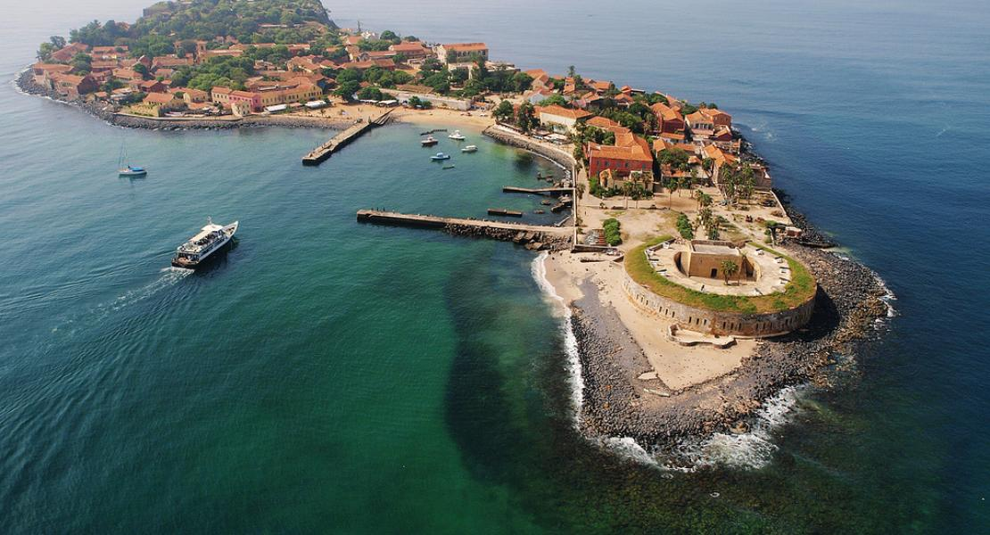 Goree, world historical heritage